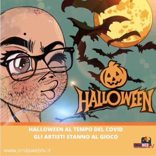 Halloween 2020 visto dagli artisti di Terra di Lavoro