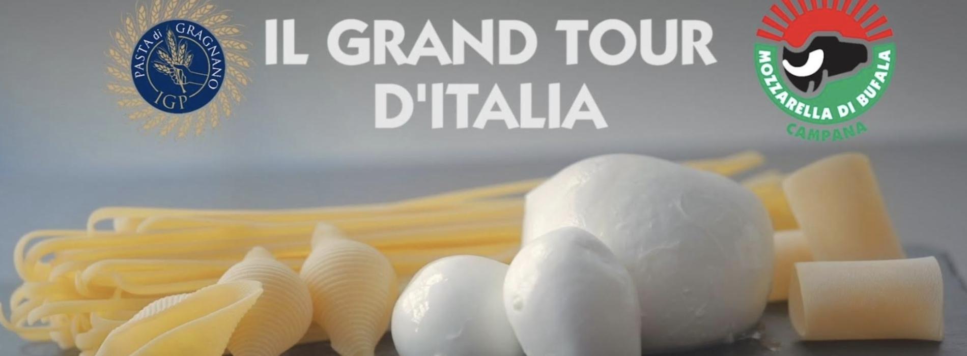 Mozzarella e pasta di Gragnano, il matrimonio voluto dagli chef