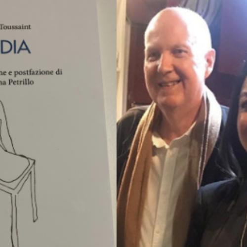 La sedia, Maria Giovanna Petrillo traduce il libro di Toussaint