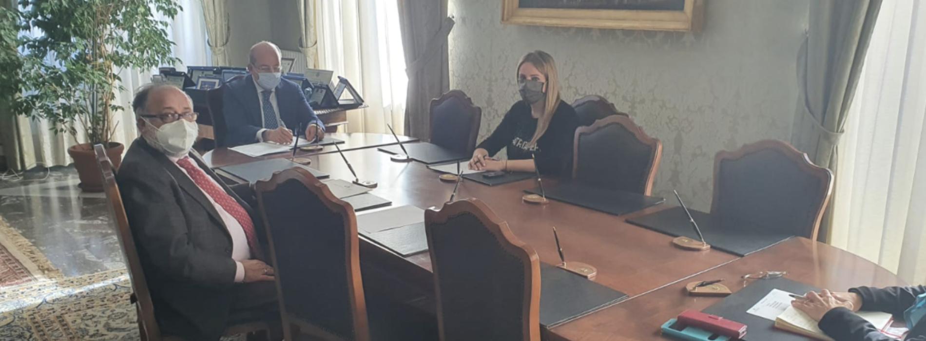 Carceri e Covid, i garanti dei detenuti dal Prefetto di Caserta