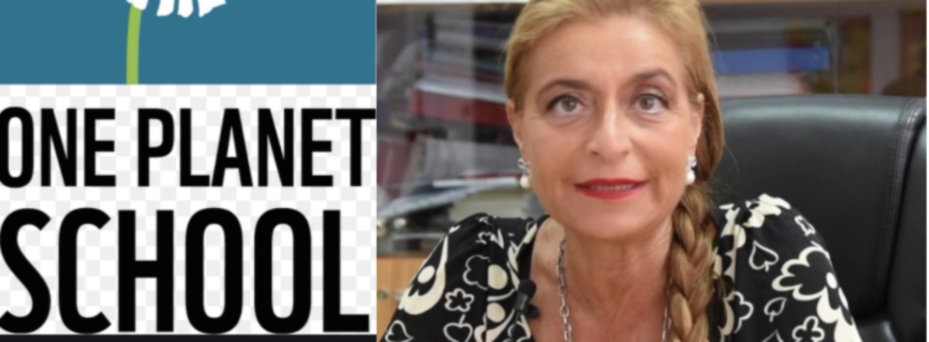 One Planet School a Caserta. Il Liceo Manzoni aderisce