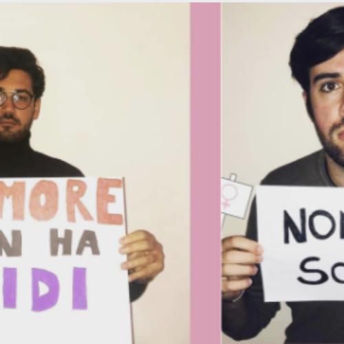 Stop alla violenza, alla Vanvitelli c'è il flashmob virtuale