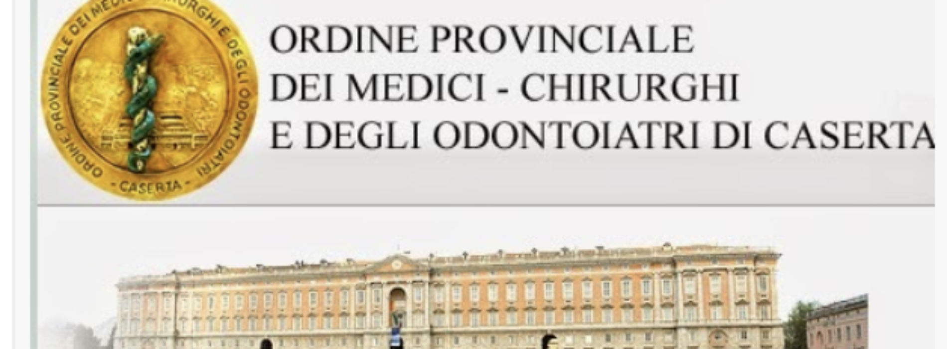 Medici vs De Luca, sostegno dal direttivo dell'Ordine casertano