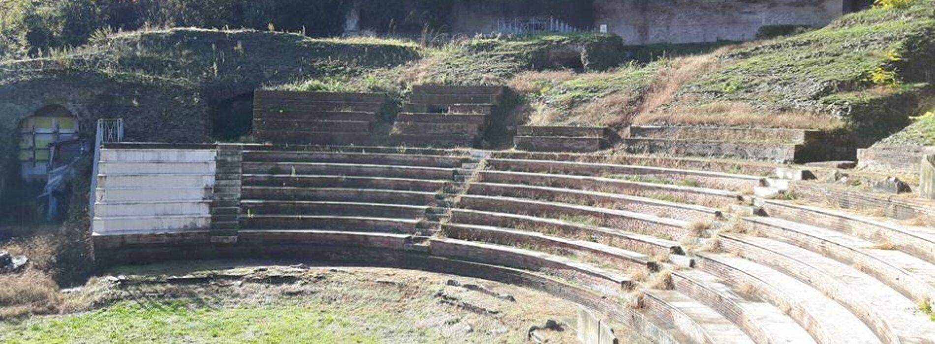 Teatro Teanum Sidicinum, capolavoro dell'architettura romana