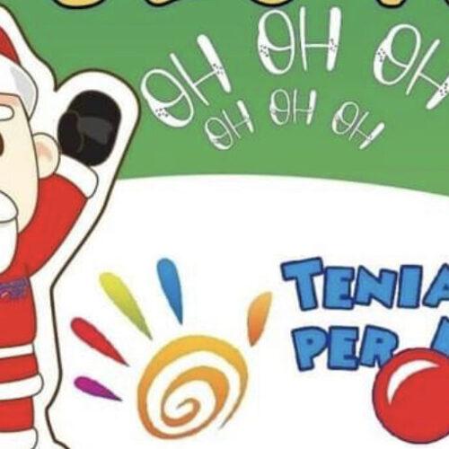 Teniamoci per mano, va online la magia del Christmas Clown