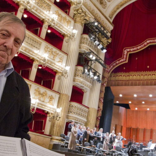 Roberto De Simone al Quirinale, domenica il concerto a Radio3