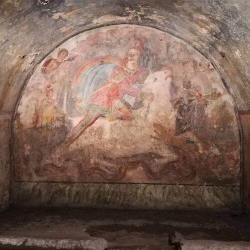 Il Natale prima del Natale, il culto di Mithra nell'antica Capua