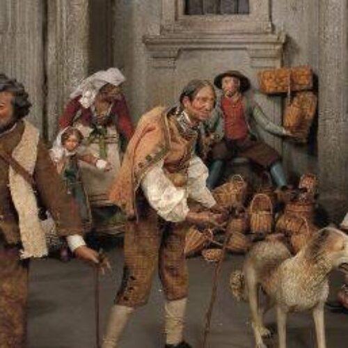 I Borbone e il presepio alla napolitana, il più grande a  Caserta