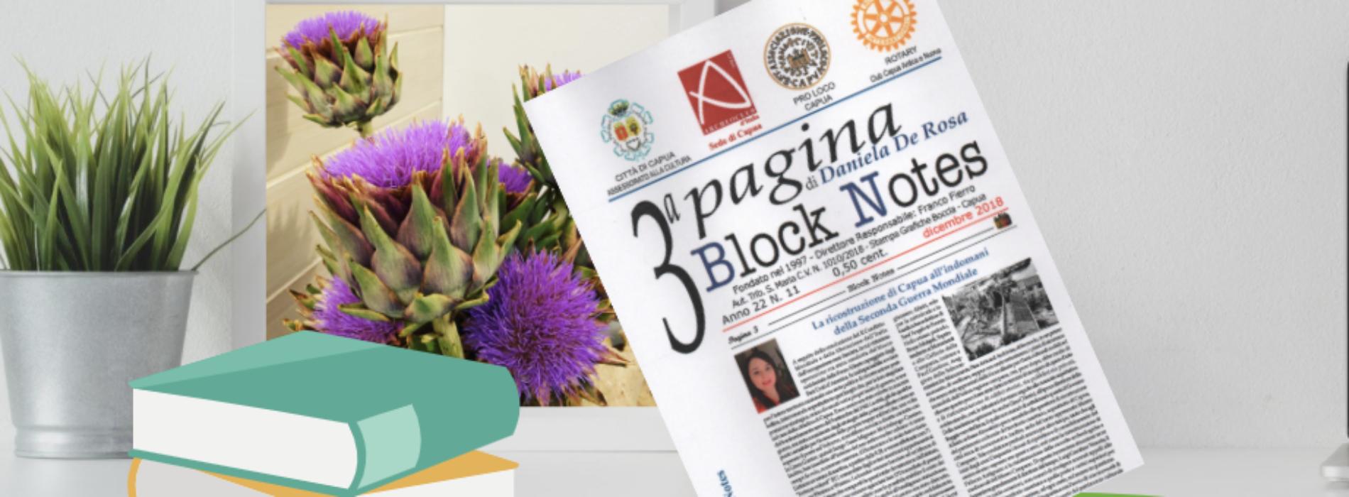 «3ª Pagina», Daniela De Rosa riscrive l'epica storia di Capua