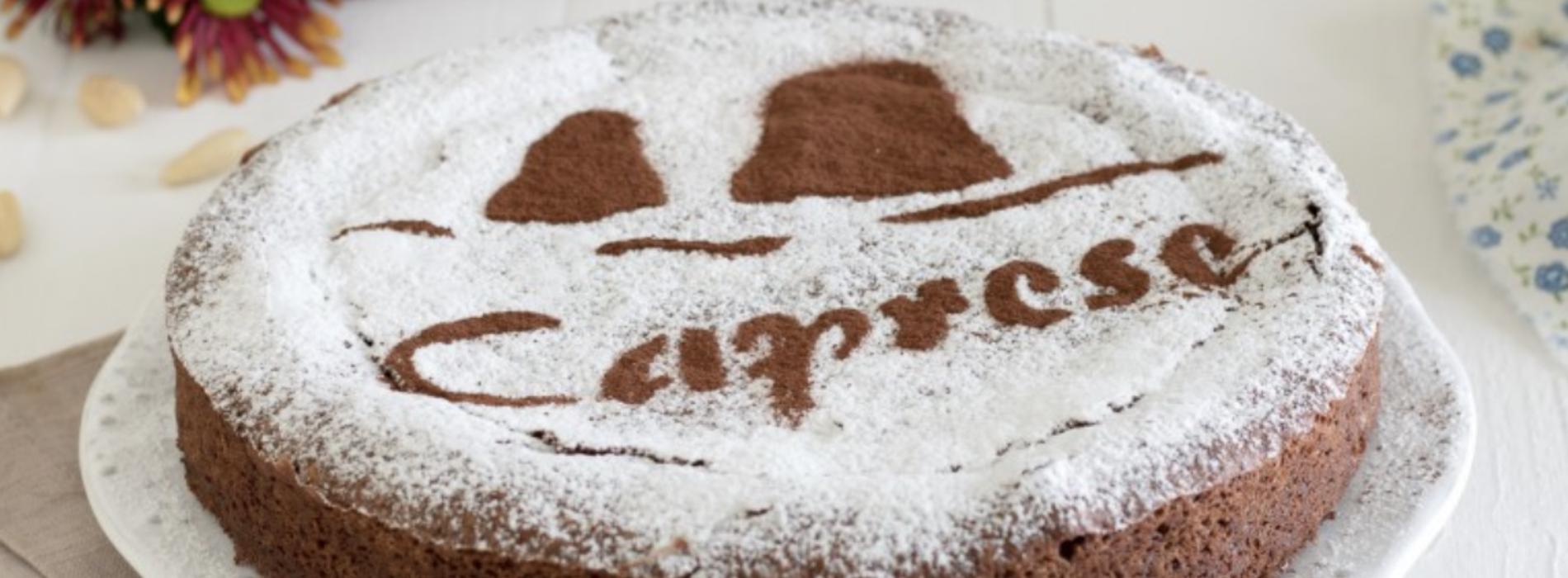 Il successo della torta sbagliata, la caprese compie cento anni