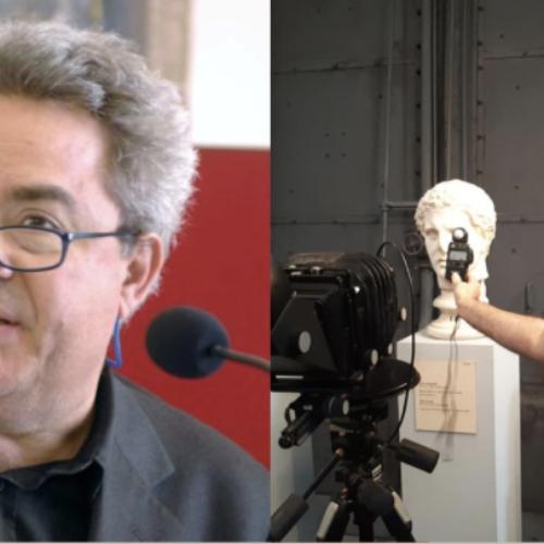 """Il fotografo Spina e l'assessore Felicori, """"i migliori"""" del 2020"""
