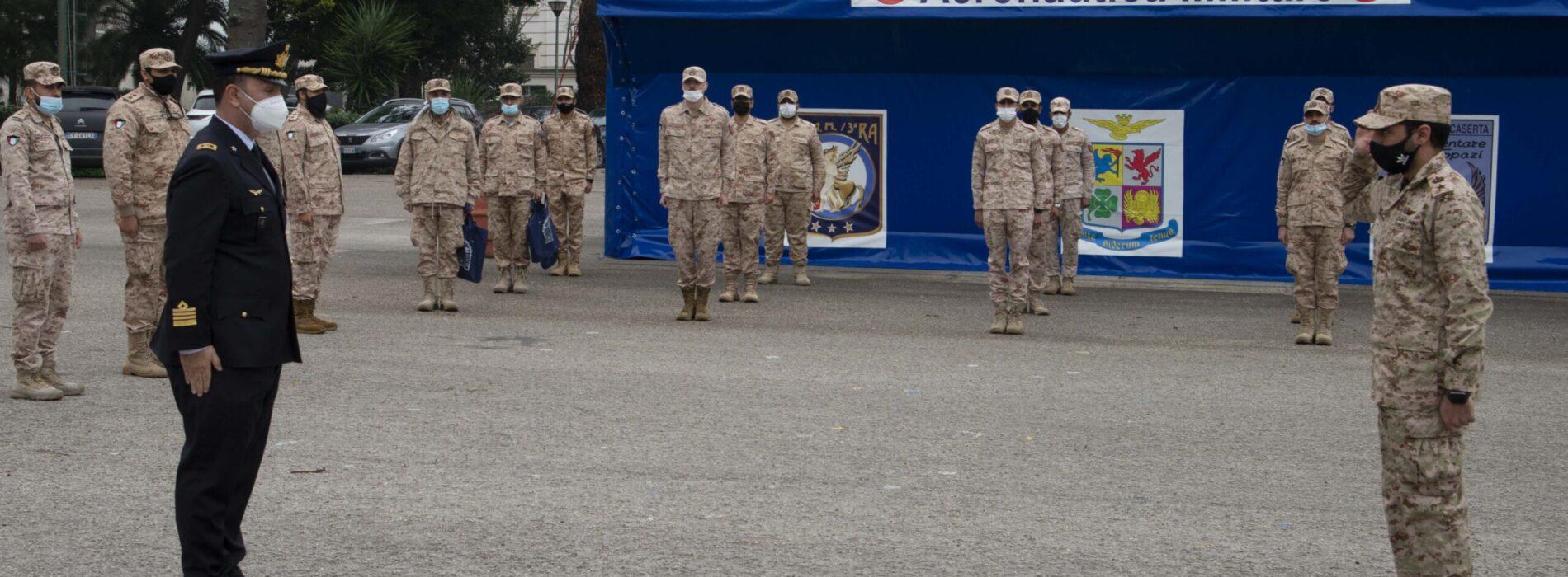 Aeronautica di Caserta, diplomati 31 frequentatori del Kuwait
