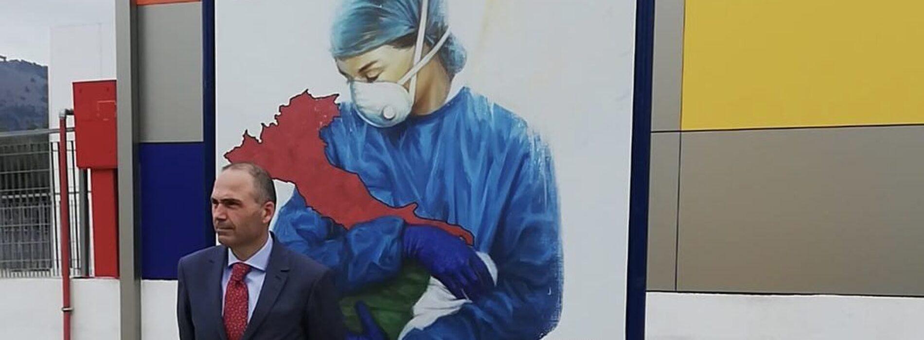 V-Day, all'Ospedale di Caserta le prime cento vaccinazioni