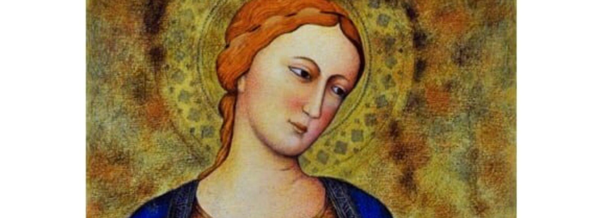 Museo Campano, in Pinacoteca la Madonna in attesa del parto