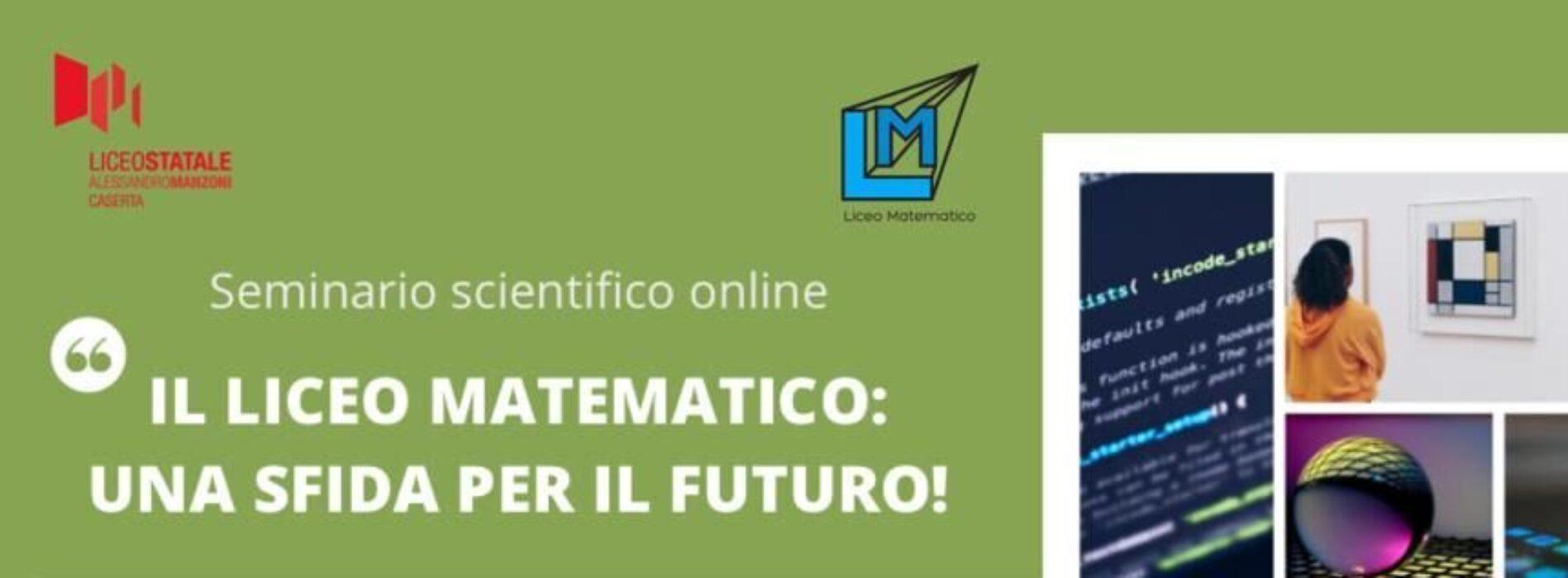 Liceo Matematico, sfida per il futuro. Seminario al Manzoni