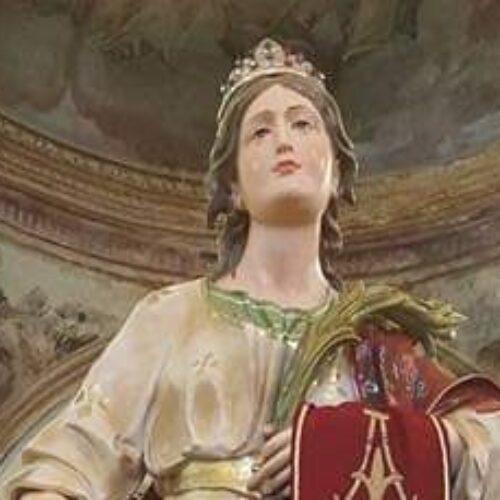 4 dicembre. Santa Barbara, il suo culto  in territorio casertano