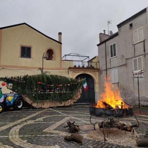 Macerata Campania, rispettati Sant'Antonio e norme anticovid