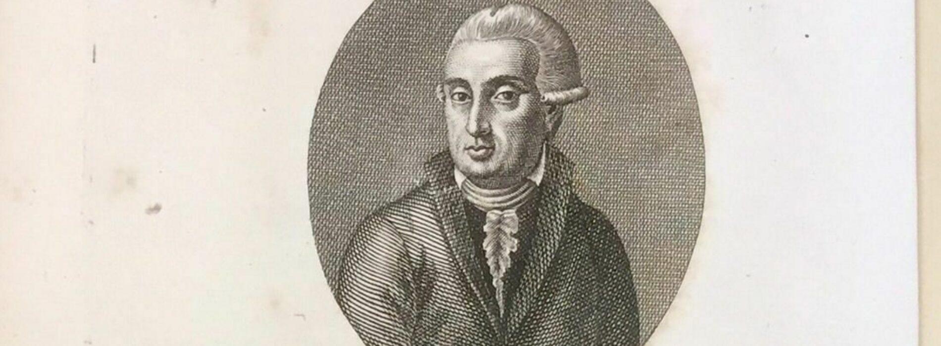 Casertani illustri. Francesco Daniele, noto storico e letterato