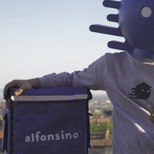 Aggiungi un posto a tavola, c'è Alfonsino con il delivery food