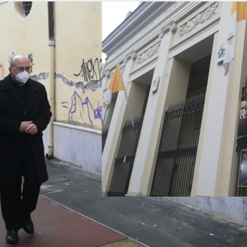 Benvenuto, Vescovo! Pietro Lagnese dà inizio al suo ministero