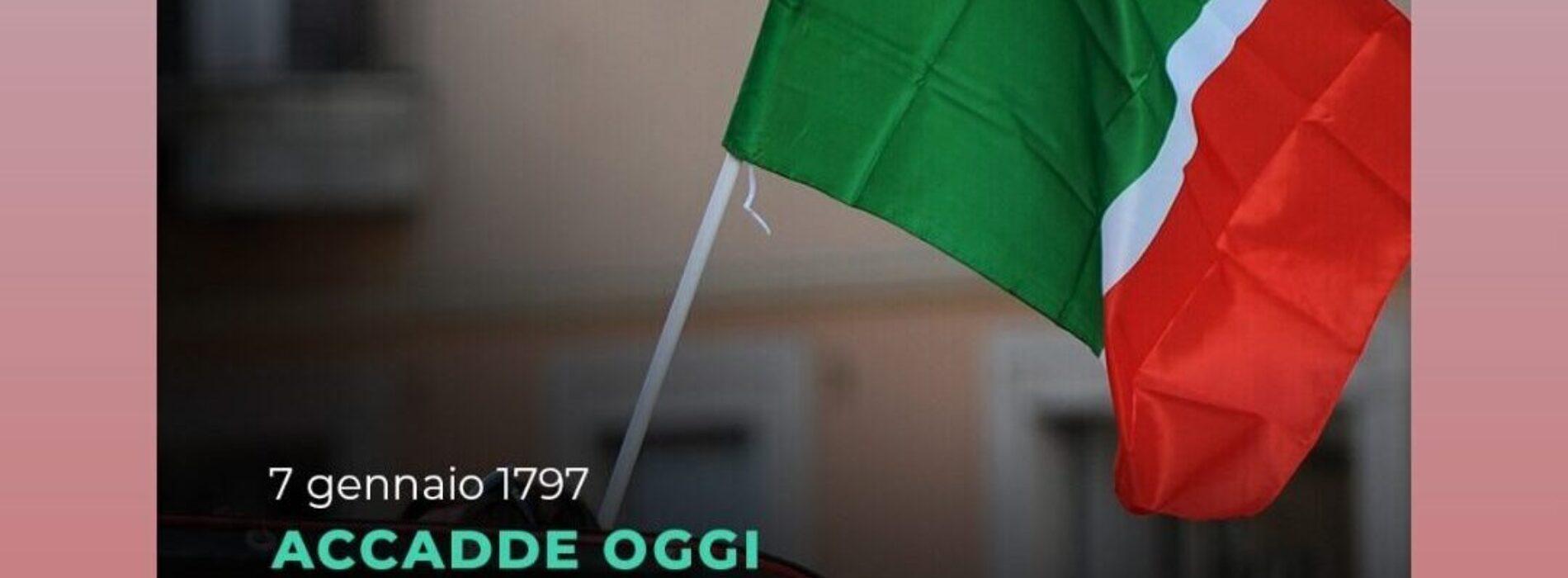 Giornata del Tricolore, la bandiera che fu anche dei Borbone