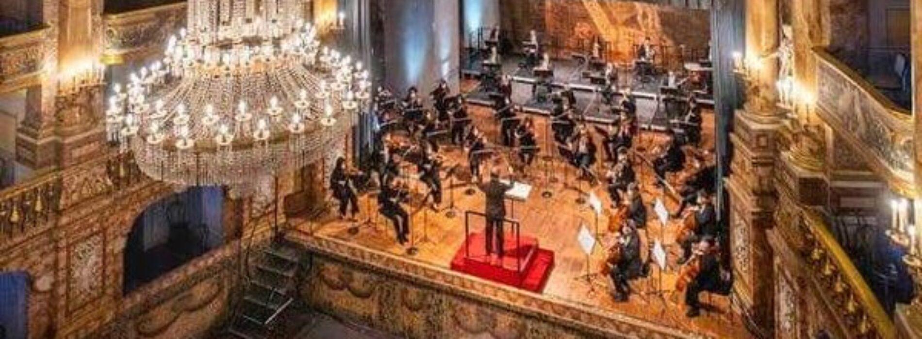 La Reggia in musica, Riccardo Muti dal Teatro di Corte su Rai5