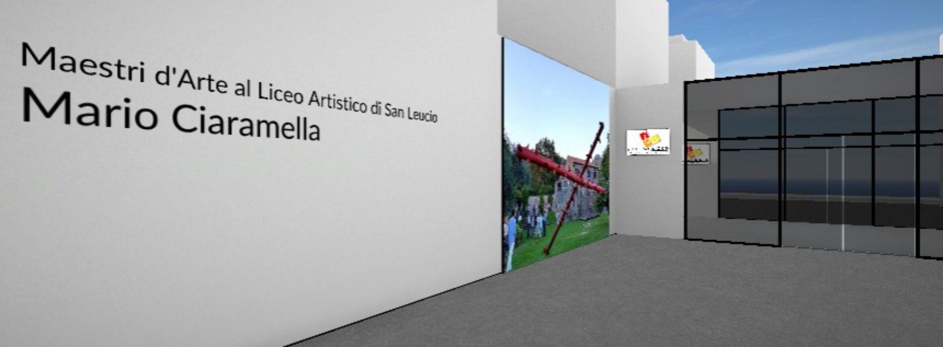 Liceo Artistico San Leucio, Mario Ciaramella versione virtuale