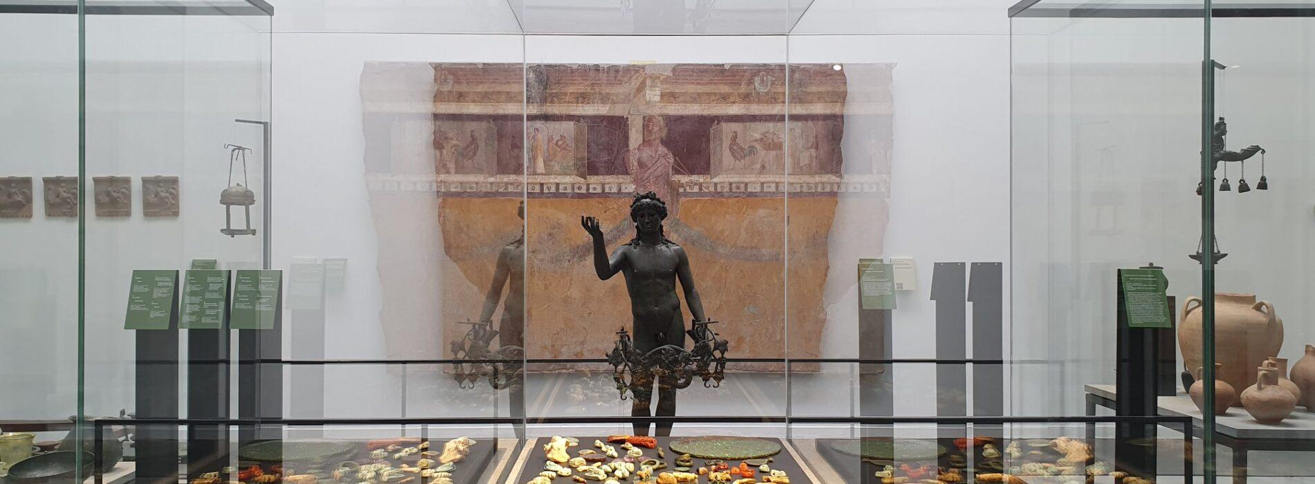 Ecco l'antiquariam di Pompei, spazio espositivo e visitor center