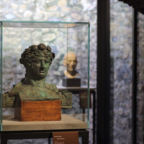 Beatiful Pompei, si chiama Antiquarium ma è molto innovativo