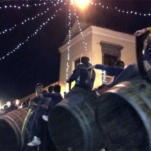 Sant'Antuono e la Festa della Pastellessa, tra fuochi e bottari