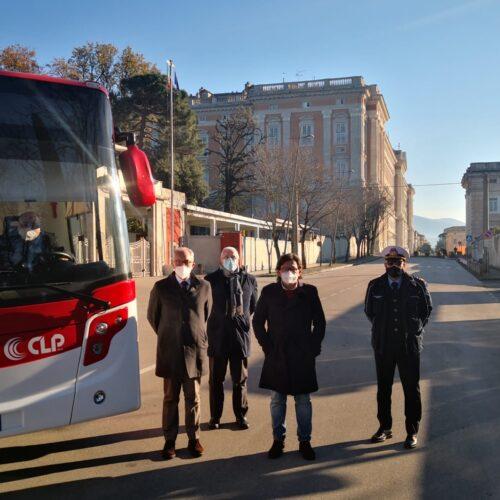 Avanza la flotta casertana, nuovi autobus per Terra di Lavoro
