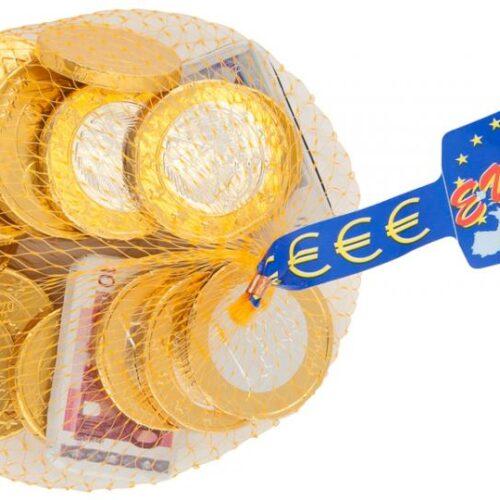 Sogni di ricchezza? Basta mangiare tanti soldini di cioccolato!