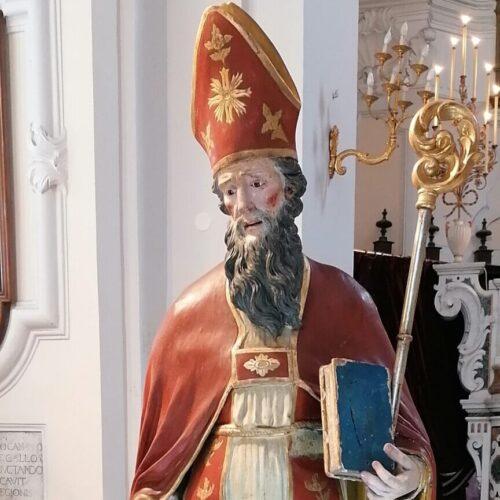 Festa a Capua per San Biagio, c'è pure il pane che cura la gola