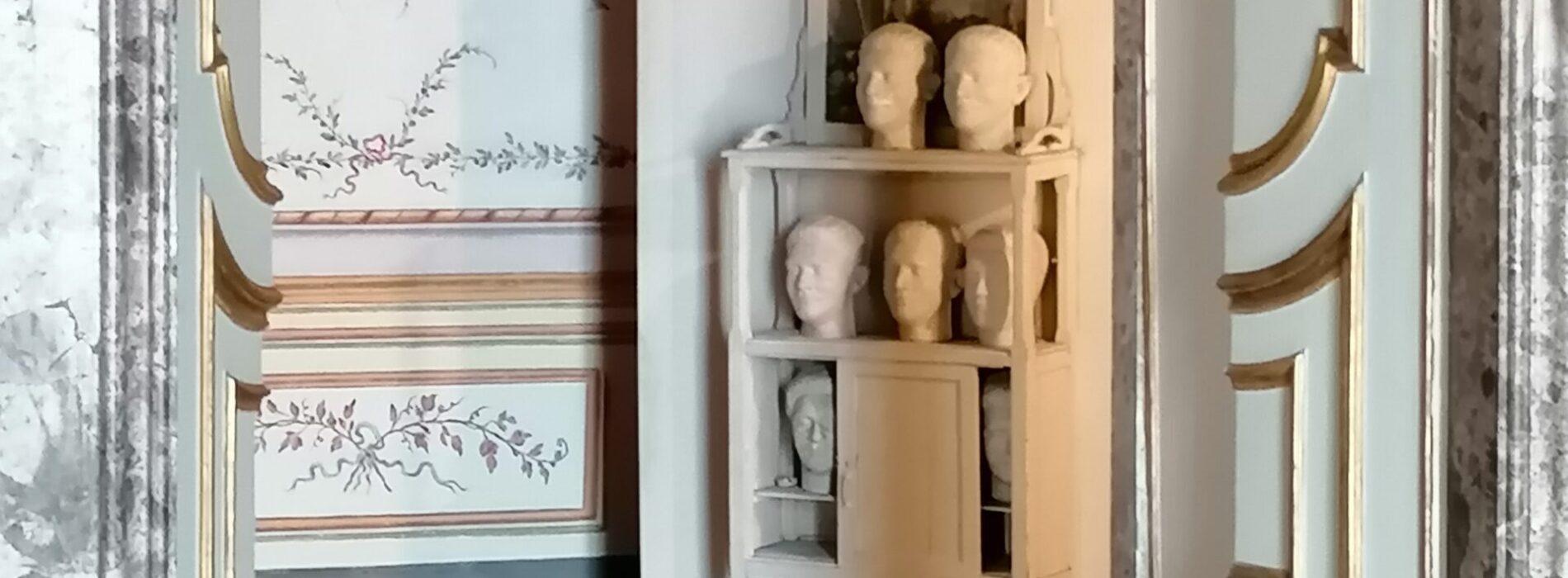 Terrae Motus in appartamento, la collezione nelle stanze reali