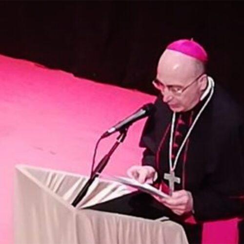 """Il Vescovo Lagnese si presenta: """"Abito nella città che Dio ama"""""""