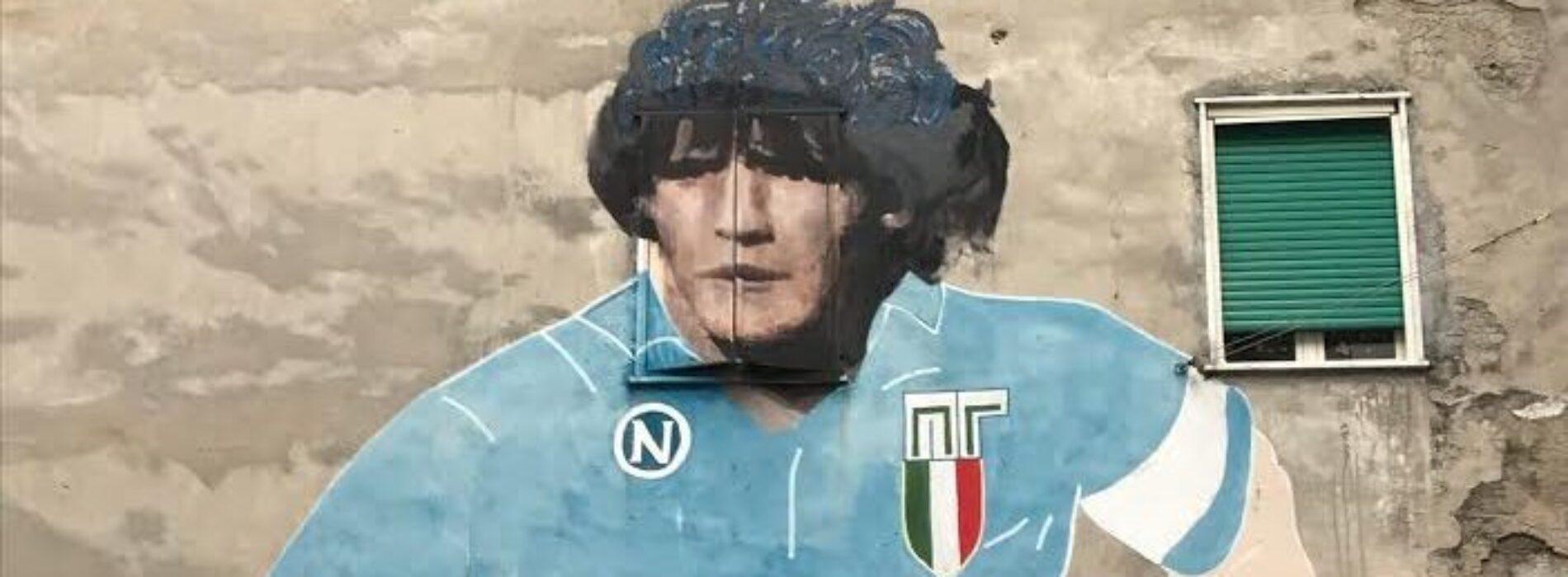 Maradona e le sue città. Buenos Aires, Barcellona e Napoli