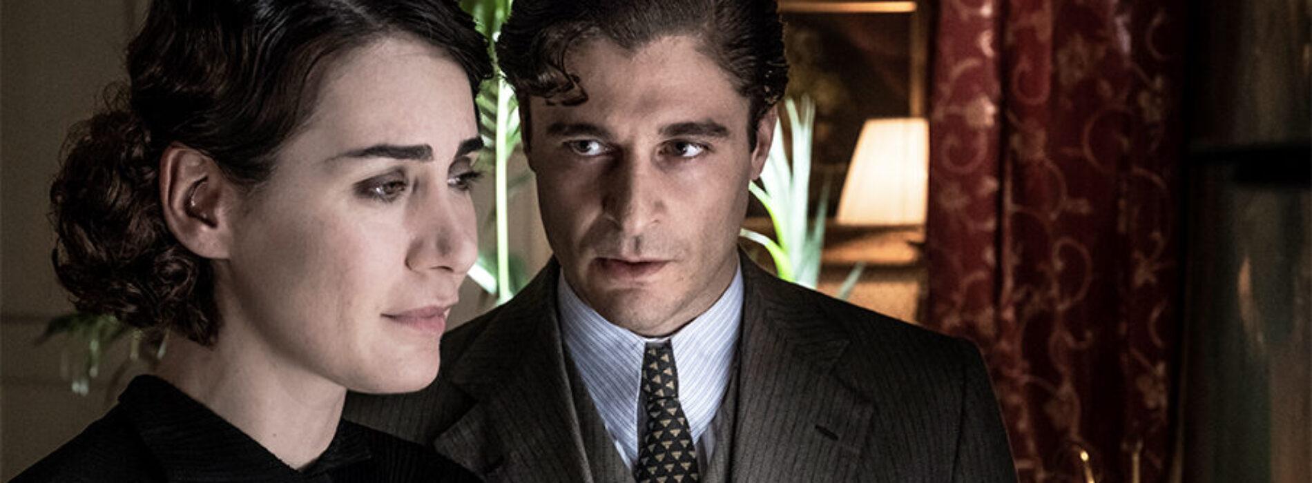 Il commissario Ricciardi, si chiude con Maria Angela Robustelli
