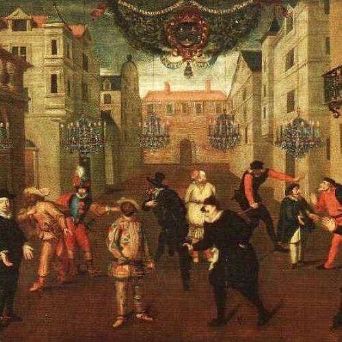 Quel Carnevale del 1764 a Napoli, tra quadriglie ed esibizioni