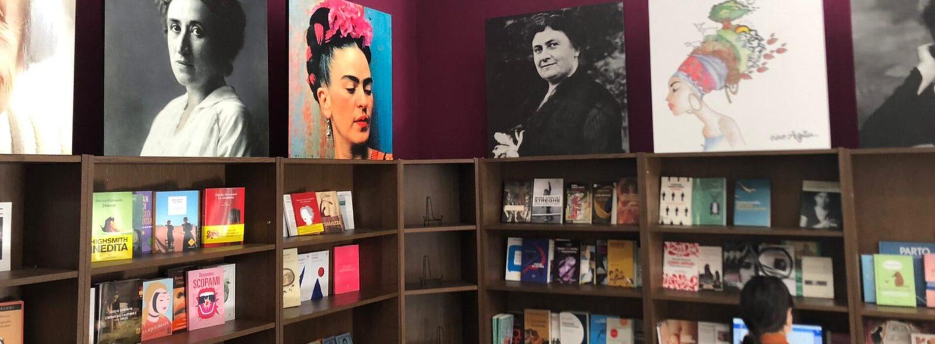 A Caserta apre Malìa, non solo una libreria ma altro ancora