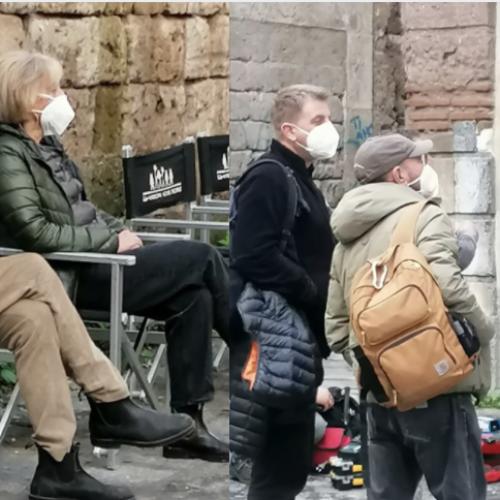 "Sergio Rubini regista a Capua, set per ""I fratelli De Filippo"""