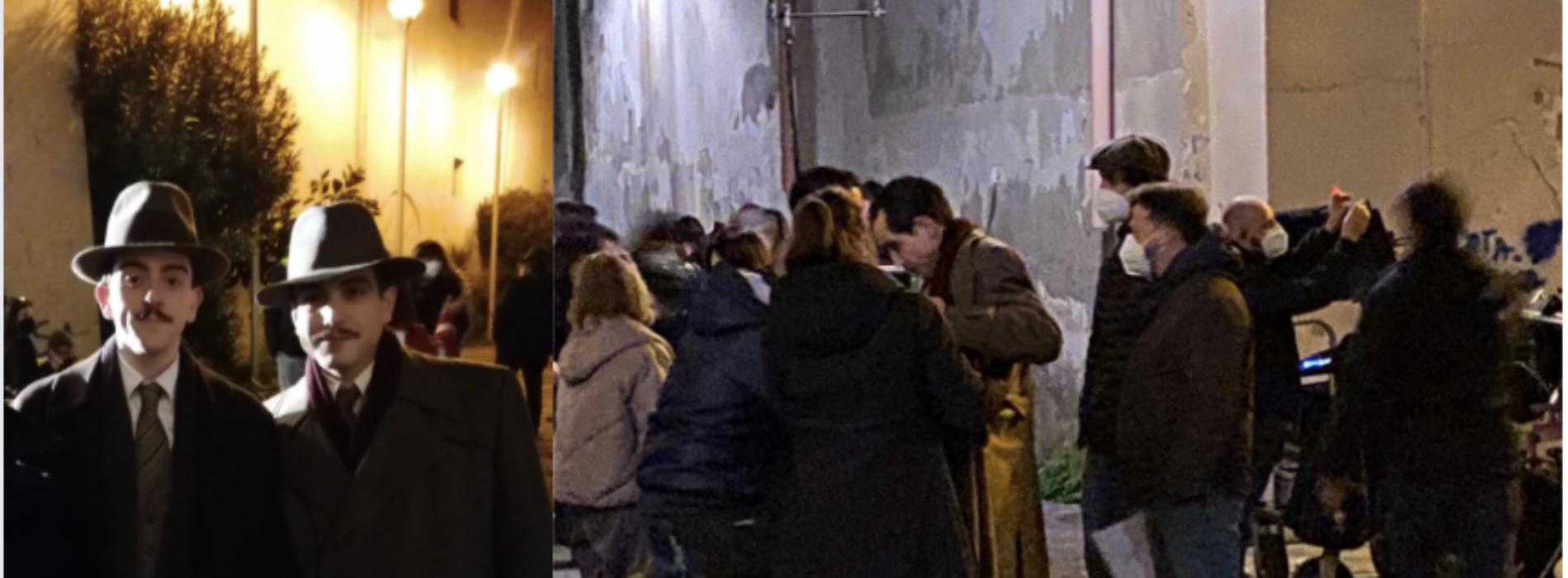 Sergio Rubini regista, le curiosità e le sorprese sul set a Capua
