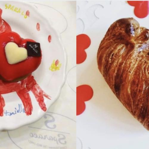 Dolcezze a San Valentino, cuore degli innamorati e pandibufala