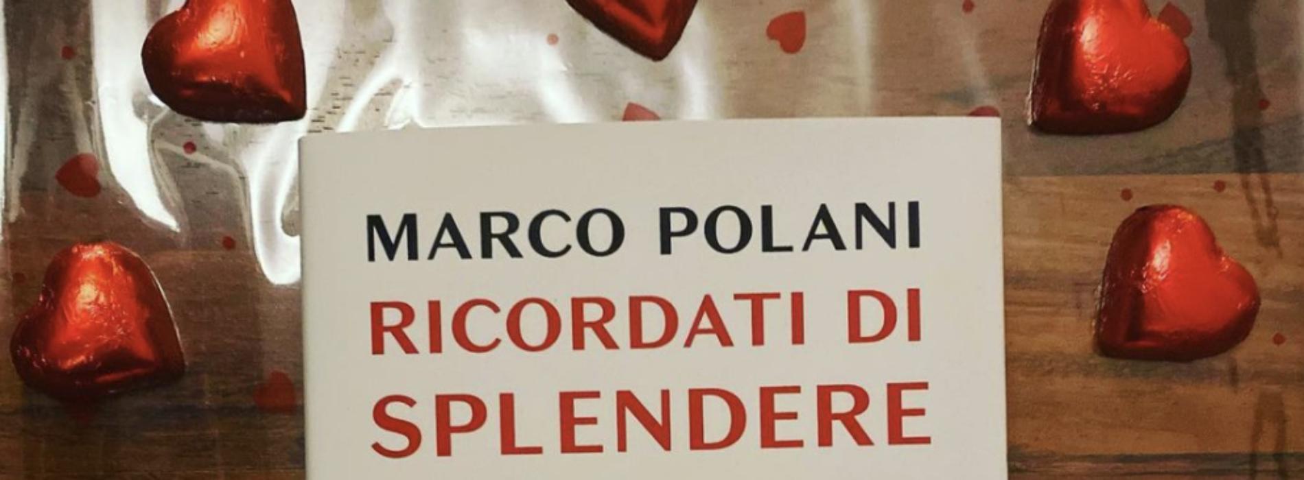 Valentine's day letterario, Marco Polani ospite di Spartaco Live