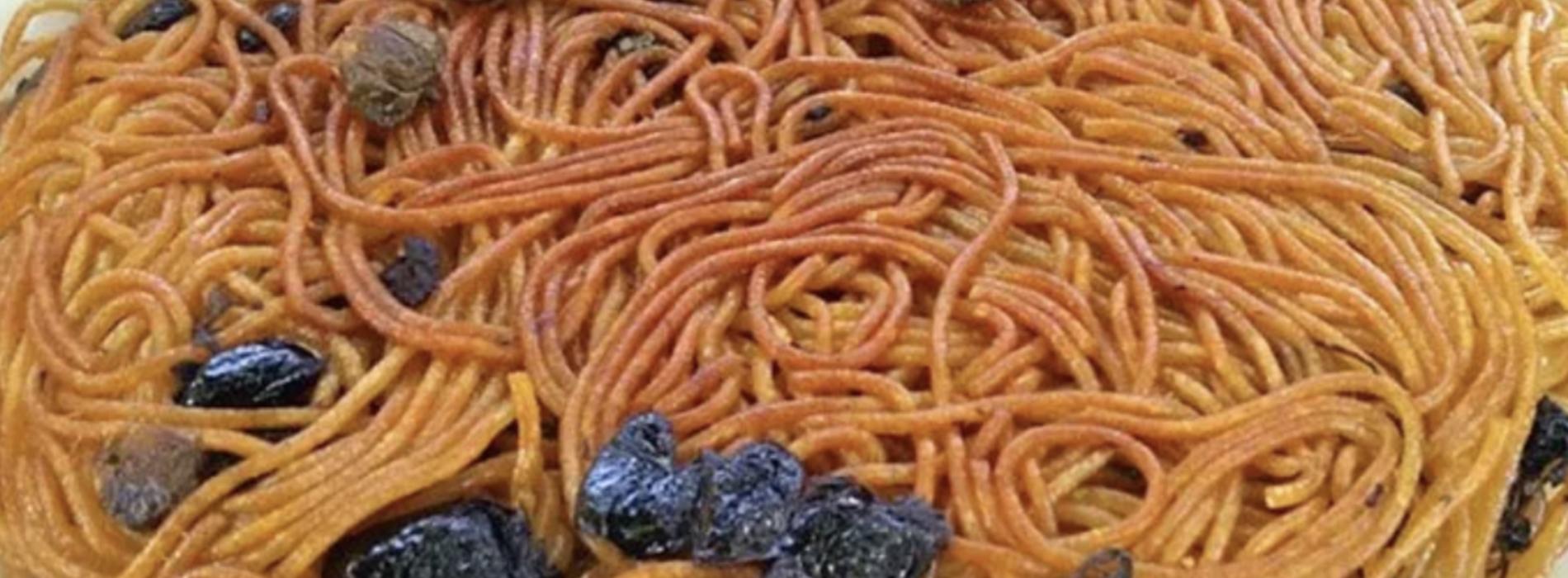 La frittata di scammaro, il piatto del mercoledì delle Ceneri