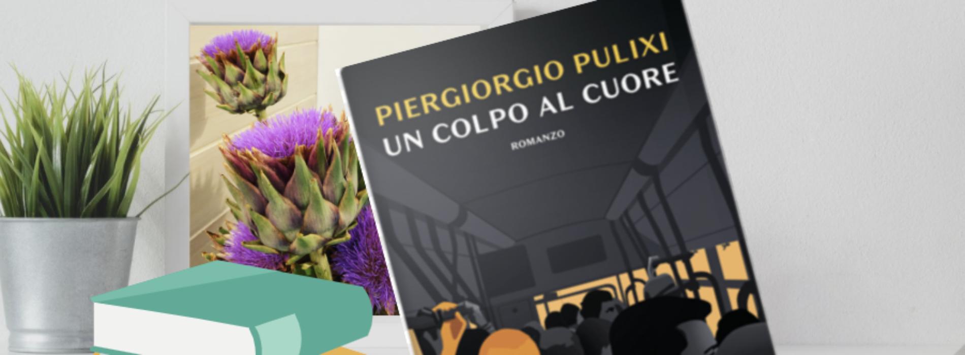 """Spartaco live, Piergiorgio Pulixi presenta """"Un colpo al cuore"""""""