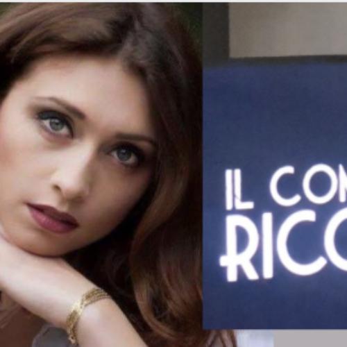 Una casertana dal Commissario Ricciardi, è Rossella Di Lucca