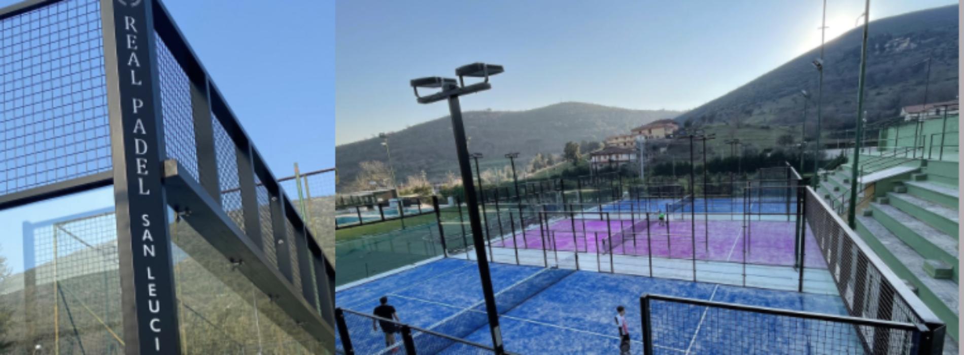 È tempo di cambiare racchetta, cresce il padel tennis a Caserta