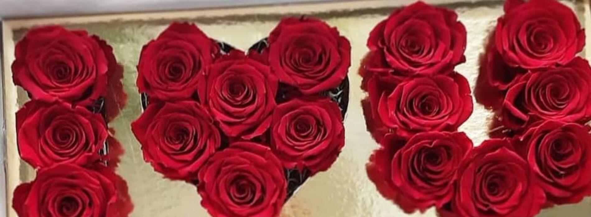 Rose rosse per San Valentino, il modo migliore per dire ti amo