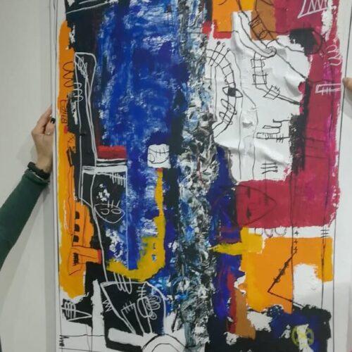 Antonella Botticelli e Raffaella Vitiello, mostra-evento per due
