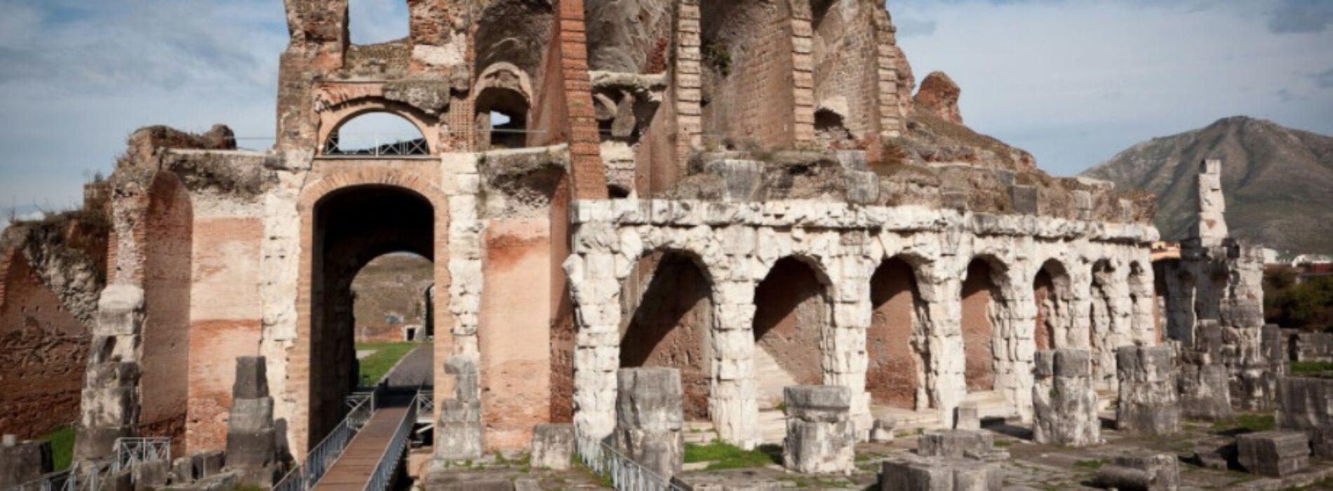L'antica Capua va in tv, al Tg2 Weekend l'Anfiteatro Campano